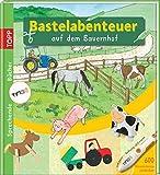 TING-Bastelabenteuer auf dem Bauernhof: Kreative Bücher mit dem sprechenden Stift - mit Spieleposter