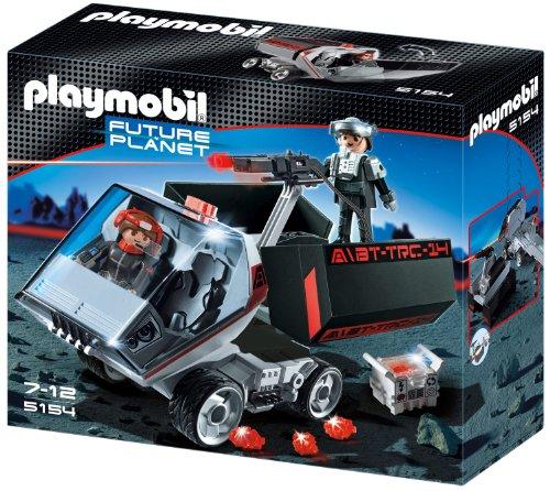 Playmobil 5154 - Darksters Truck mit KO-Laser -
