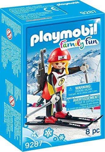 Playmobil - Biathlète, 9287