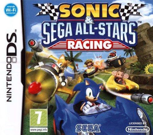 Sonic Sega All-Stars racing [import FR,NL] [DE,EN,FR,IT,ES]