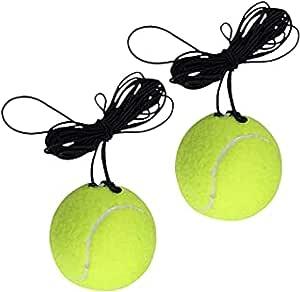 Bageek Tennis Training Ball, 2 Pezzi Allenatore Tennis Allenatore