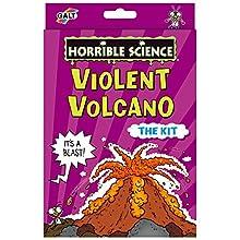 Galt Toys Horrible Science Violent Volcano