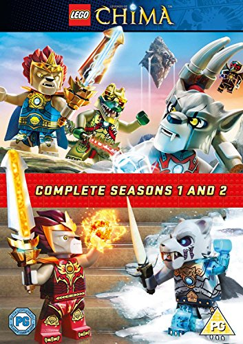 LEGO Legends Of Chima Collection [DVD] [2015]
