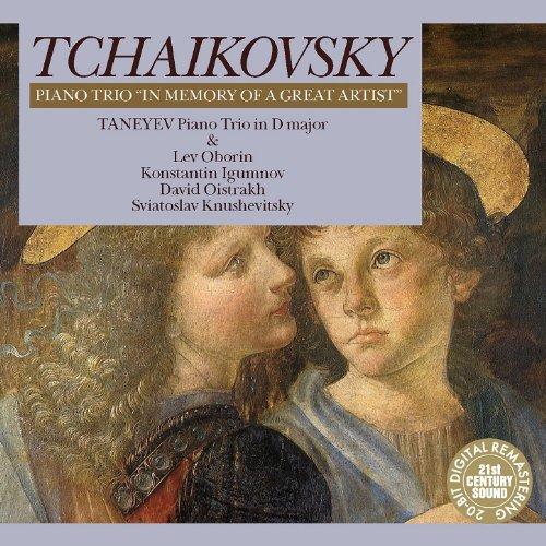 Tchaikovsky & Taneyev: Chamber Music