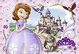 Disney Ravensburger 09086 Sofia the First: Sofias Royal Adventure - 2 x 24 Piece Jigsaw Puzzle