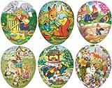 Abundancia de Pascua 9 cm multicolor