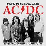 Ac/Dc: Back to School Days (Audio CD)