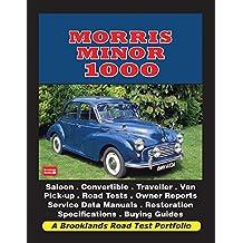 Morris Minor 1000 (Road Test Portfolio)