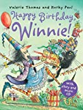 Happy Birthday Winnie! (Paperback & CD)