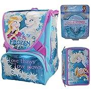 schoolpack frozen love glows || per maggiori informazioni e per specificare il colore o il modello contattateci subito
