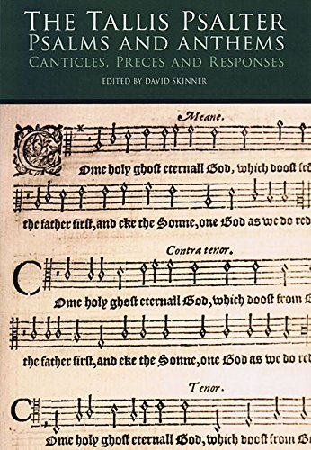 Psalms And Anthems: Chorpartitur für Chor