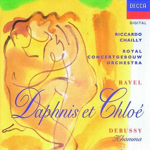 Ravel-Daphnis&Chloe-Chailly