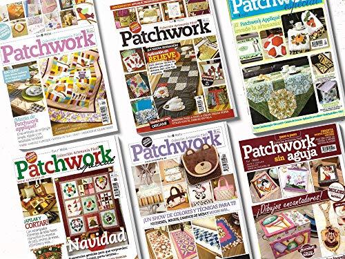 Pack Angebot 6Zeitschriften Patchwork