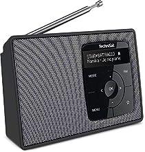 TechniSat Digitradio 2 Radio numérique stéréo Portable avec Stations en Dab+/FM