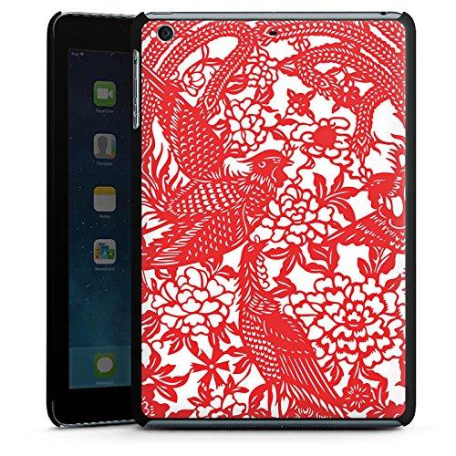 DeinDesign Apple iPad Mini 3 Hülle Schutz Hard Case Cover Vögel Ornamente Blumen -