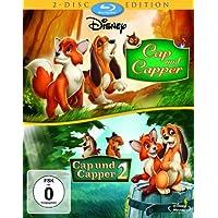 Cap und Capper 1+2 - 2 Movie Collection