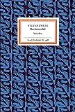 Buchmendel. Novellen (Der Amokläufer - Brief einer Unbekannten - Leporella - Buchmendel - Episode am Genfer See) (Insel-Bücherei Nr. 408)