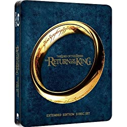 Lord of the Rings: The Return of the King (Steelbook)