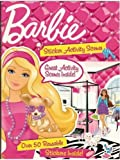 Alligator Books Barbie Sticker Scene
