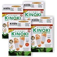 Original Kinoki Detox Fusspads - Vital Plaster für die Füße im 5er Sparpack = 50 Pads - As seen on TV! preisvergleich bei billige-tabletten.eu