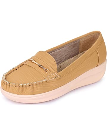 7046fac54ee23 Loafers For Women: Buy Loafers For Women online at best prices in ...