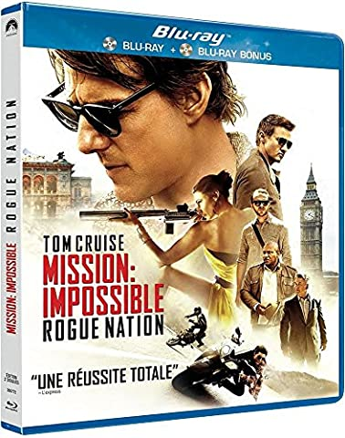 Spectre Blu-ray - Mission: Impossible - Rogue Nation