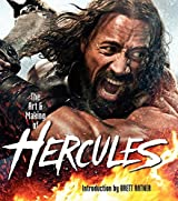 The Art and Making of Hercules (Pictorial Moviebook)
