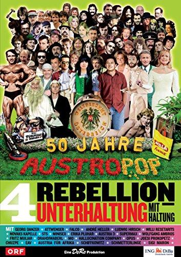 50 Jahre Austropop, Vol. 4: Rebellion - Unterhaltung mit Haltung
