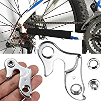 CC * CD bicicleta deserción convertidor adaptador de bicicleta (para colgar Gogobike Missle Mosso UCC