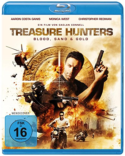 Treasure Hunters - Blood, Sand and Gold (Blu-ray)