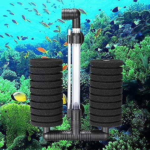 biochimico spugna acquario filtro vasca per i pesci xy-2822 biochimica