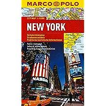MARCO POLO Cityplan New York 1:15.000 (MARCO POLO Citypläne)