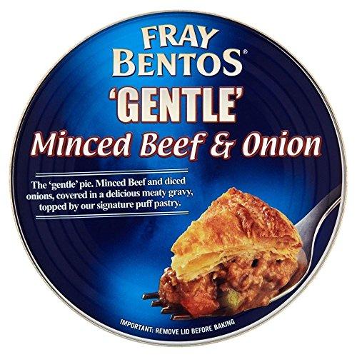 Fray Bentos viande hachée et tarte à l'oignon (425g) - Paquet de 6