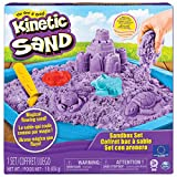 Kinetic Sand- Playset Castelli di Sabbia Modelli/Colori Assortiti, 6024397