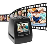Aibecy Film Scanner, Protable Negative 35mm 135mm Slide Film Converter Photo Digital Image Viewer with 2.4' LCD Build-in…