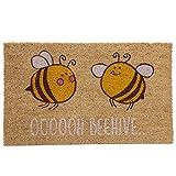 Fibra de coco Felpudo–OOOOOH abeja colmena