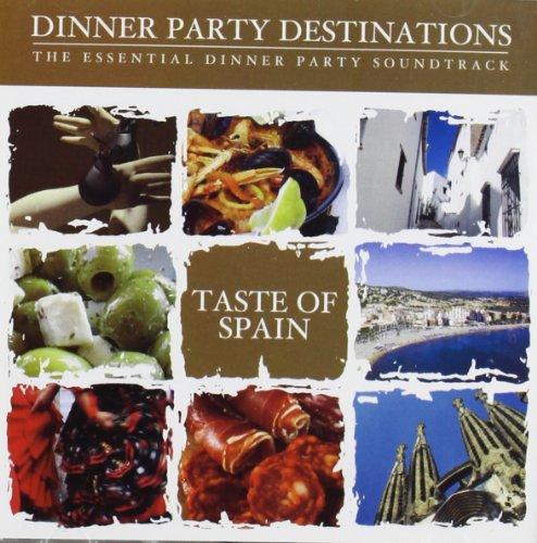 Taste of Spain-Dinner Party
