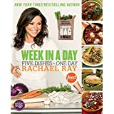Week In A Day: Five Dishes, One Day (Turtleback School & Library Binding Edition) by Rachael Ray (2013-10-22)