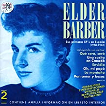 Elder Barber. Sus Primeros EP's En España (1958-1960)