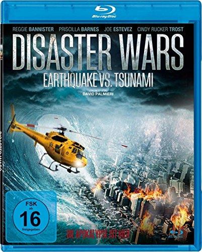 Bild von Disaster Wars: Earthquake vs. Tsunami [Blu-ray]