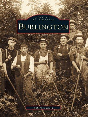 Burlington (Images of America) (English Edition)