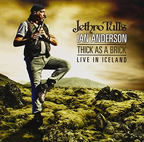 Jethro Tull Thick As A Brick - Thick As a Brick Iceland Live [Import