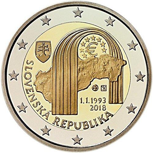 """Slowakei 2018 \""""25. Jahrestag der Slowakischen Republik\"""""""