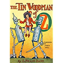 The Tin Woodman of Oz: (non illustrated) (English Edition)