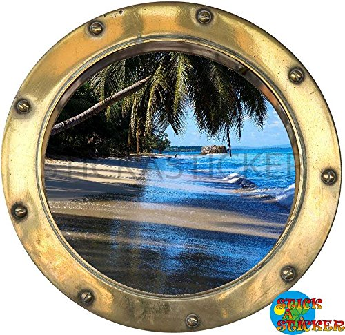 sticker-trompe-l-oeil-hublot-ile-tropicale-30x30cm-ref-y034