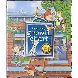 Eeboo Firemen Growth Chart