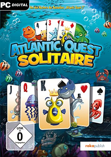Atlantic Quest Solitaire [PC Download]