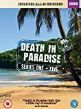 Death in Paradise - Series 1-5 [14 DVDs] [UK Import]