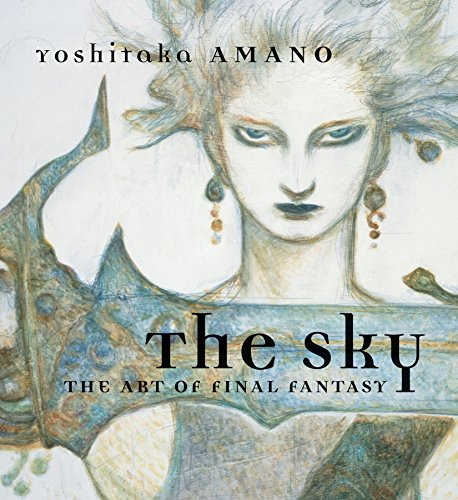 The Sky: The Art of Final Fantasy Slipcased Edition por Yoshitaka Amano