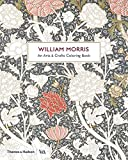 #8: William Morris: An Arts & Crafts Coloring Book (Victoria and Albert Museum)